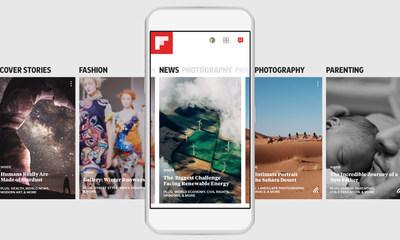 Flipboard Releases World's First Smart Magazines