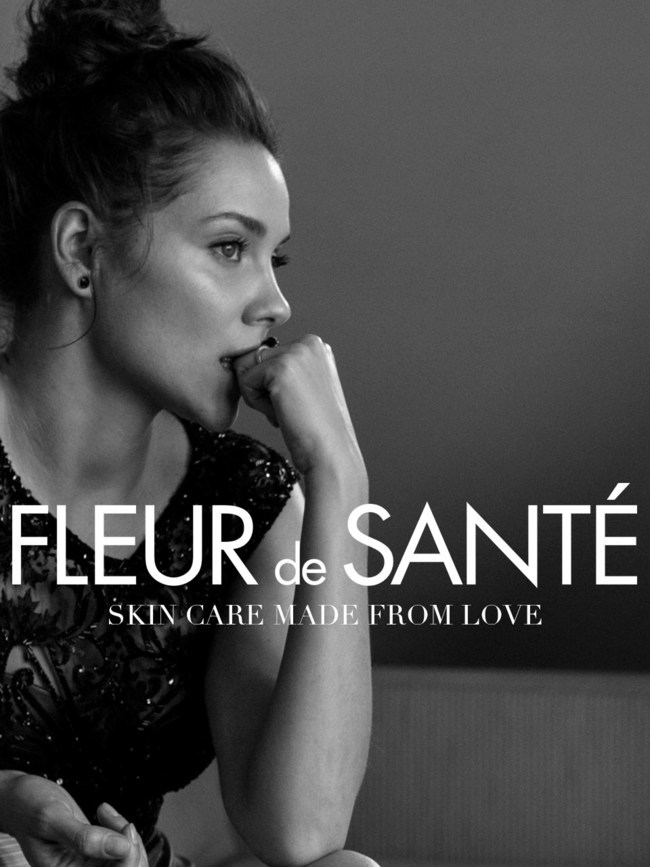 """""""Our products are made from love, so when I'm asked who my audience is, that's simple - it's the love of my life. My wife Johanna,"""" says Mathias Tonnesson, CEO Laboratoire Fleur de Sante."""