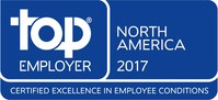 The North American businesses of Merck KGaA, Darmstadt, Germany have been certified as a 2017 Top Employer.