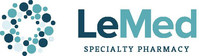 LeMed Specialty Pharmacy Logo