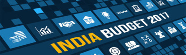 India Union Budget 2017-18 (CNW Group/Excel Funds Management Inc.)