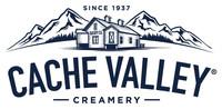 Cache Valley Logo (PRNewsFoto/Cache Valley(R) Creamery)