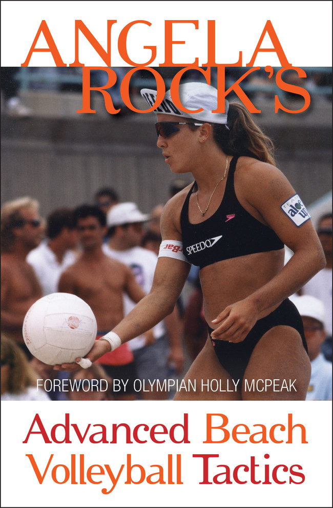 Beach Volleyball book cover