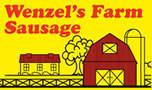 Wenzel's Farm Sausage logo