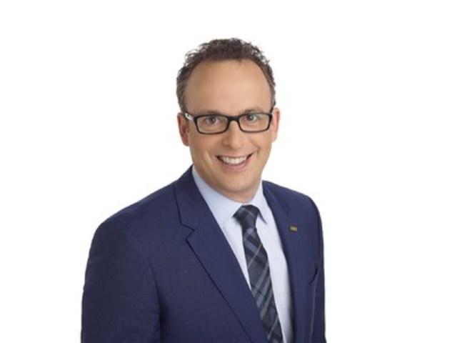 Jean-François Chalifoux, CEO of SSQ Financial Group (CNW Group/SSQ FINANCIAL GROUP)