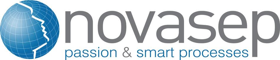Novasep Logo (PRNewsFoto/Novasep)