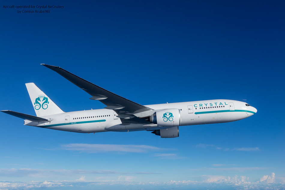 Crystal AirCruises Boeing - 777