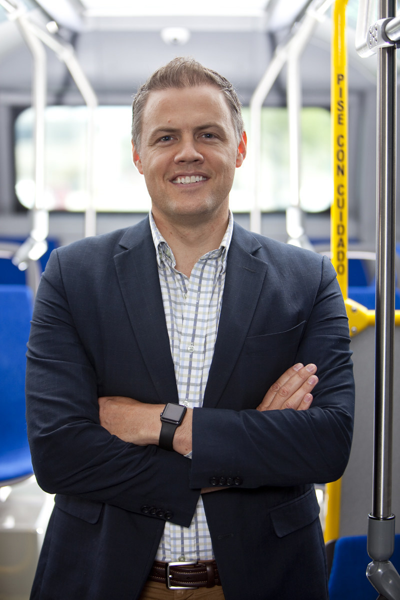 Proterra, the leading innovator in heavy-duty electric transportation, announced that Matt Horton has been named the chief commercial officer. In his new role, Horton will oversee the end-to-end customer lifecycle for the rapidly growing number of municipal, university and commercial transit agencies deploying Proterra's zero-emission, battery-electric buses throughout North America.
