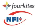 NFI Chooses FourKites Real-Time Tracking Platform For True Control Tower Views