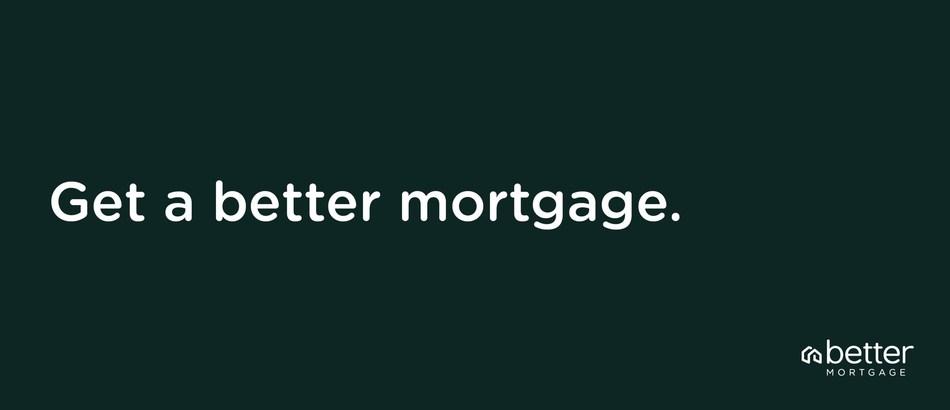 (PRNewsFoto/Better Mortgage)
