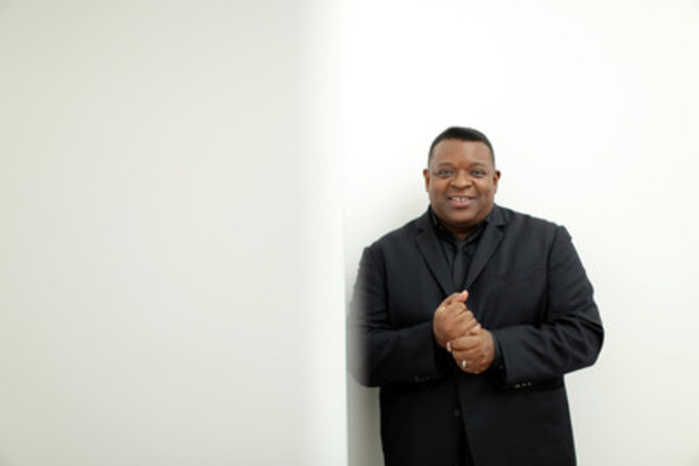 Artist Isaac Julien for Portrait of the Artist. (Photo by Graeme Robertson) (CNW Group/OCAD University)