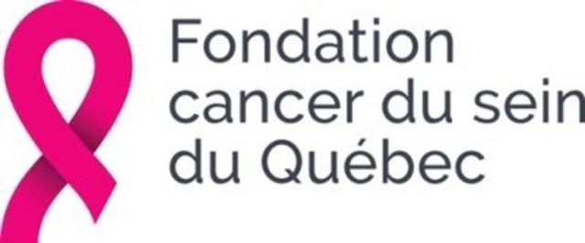 Logo : Fondation cancer du sein du Québec (Groupe CNW/Fondation du cancer du sein du Québec)
