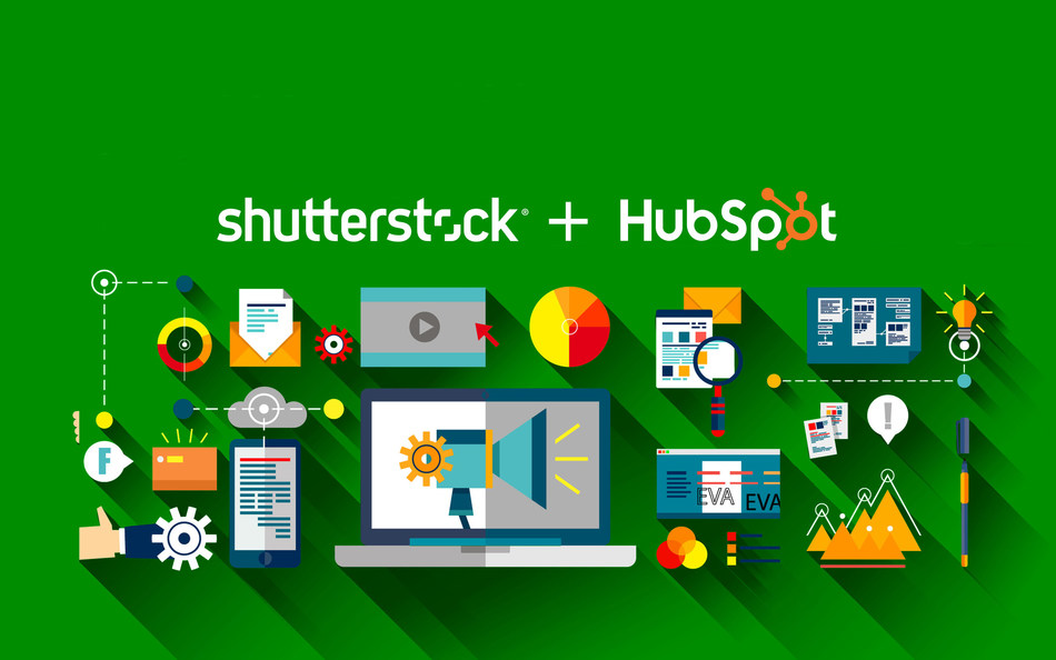 Shutterstock and HubSpot Partner to Bring Digital Marketers Easy Access to Images