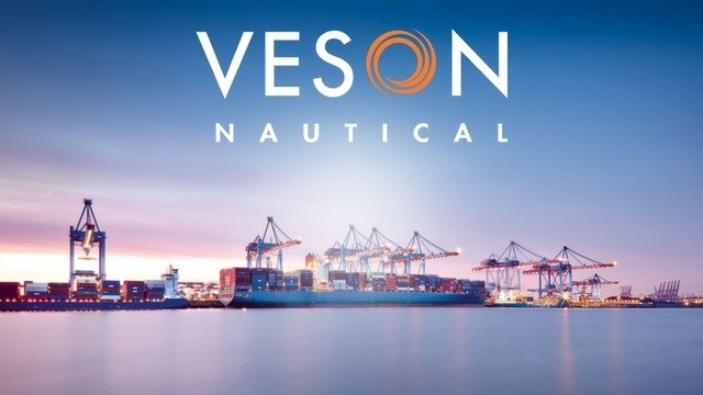 Veson Nautical, the leading provider of maritime operations software and services, today introduces Veslink IMOSlive, the world's first complete on-line shipping platform. (PRNewsFoto/Veson Nautical)