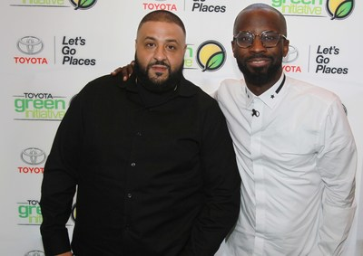 Toyota And Super Producer Bryan Michael-Cox Honor Music Veterans And Emerging, Young Artists