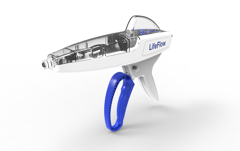 LifeFlow® is a hand-powered rapid infuser for critically ill patients who require urgent fluid delivery.