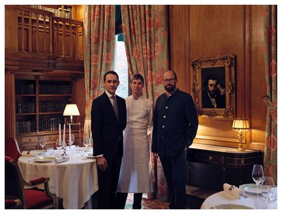 http://mma.prnewswire.com/media/466541/Le_Clarence_Restaurant.jpg?p=caption