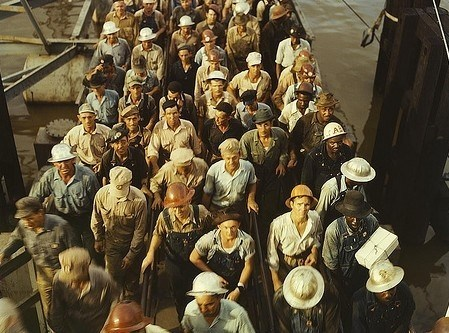 Mill/Factory/Shipyard Workers