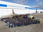 Lockheed Martin Rolls Out First LM-100J Super Hercules Commercial Freighter