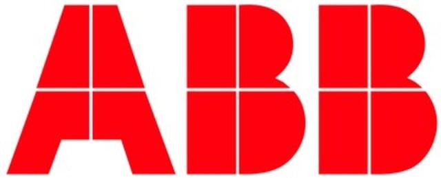 Logo : ABB (Groupe CNW/ABB inc.)