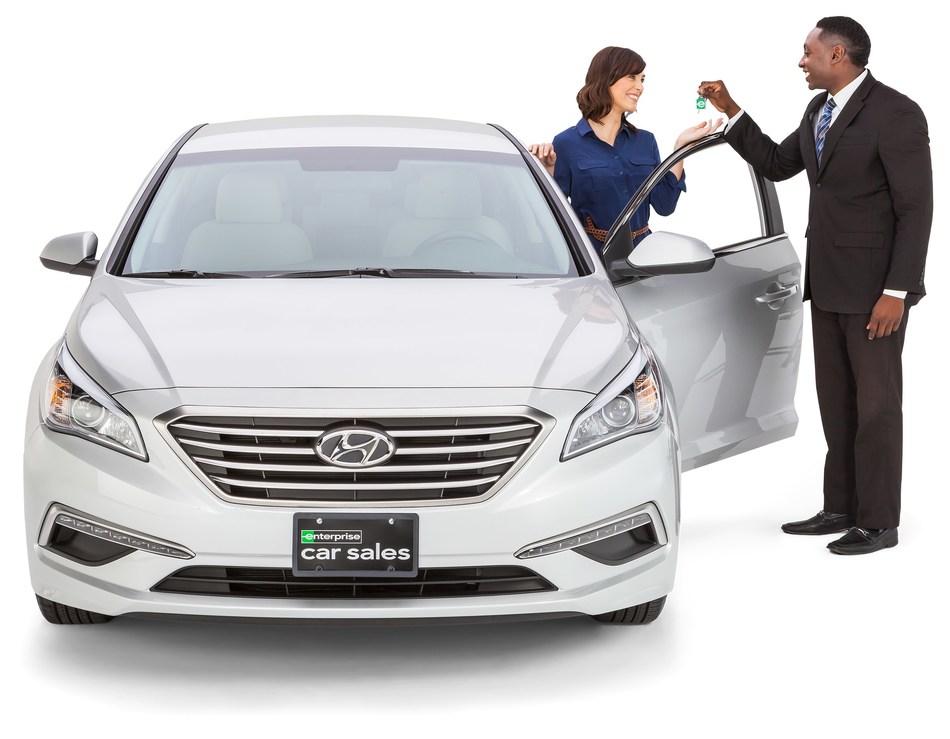 Photo courtesy of Enterprise Car Sales