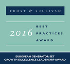 Frost & Sullivan Commends Himoinsa's Innovation-driven Growth in the European Genset Market