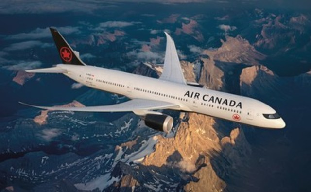 CNW | Air Canada Unveils New Livery Inspired by Canada