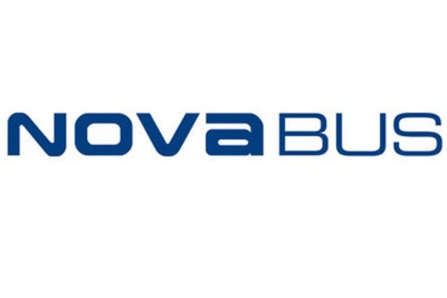 Logo: Nova Bus (CNW Group/ABB inc.)