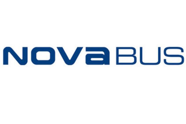 Logo: Nova Bus (CNW Group/ABB inc.)