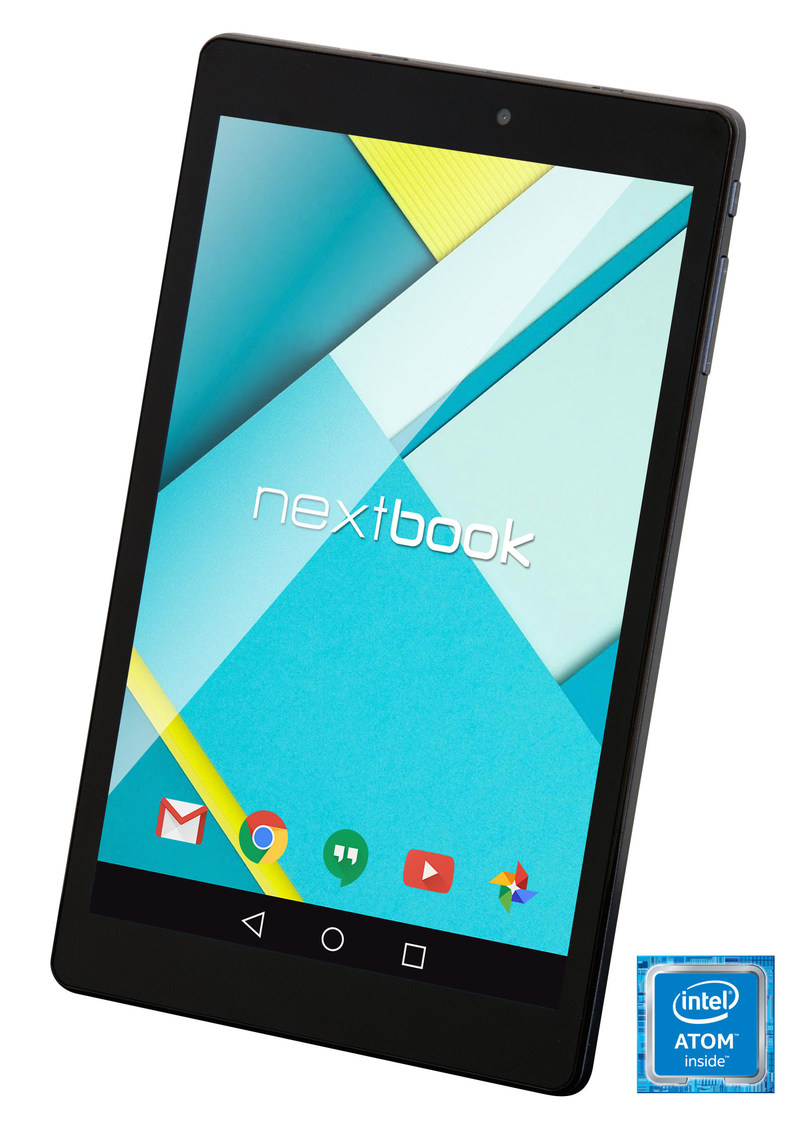E FUN's feature-rich and lightweight Nextbook Ares 8 Android tablet is the perfect computing device to be taken along on a romantic rendezvous