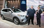 Hyundai Santa Fe And Santa Fe Sport Earn 2017 Consumer Guide Automotive Best Buy Award