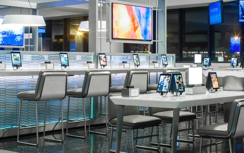 United Airlines Previews Sleek and Spacious New Terminal C North at Houston's George Bush Intercontinental