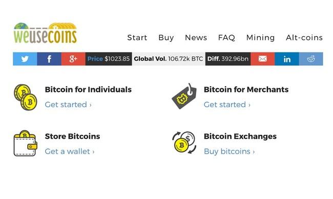 Weusecoins mining bitcoins cartera para bitcoins buy