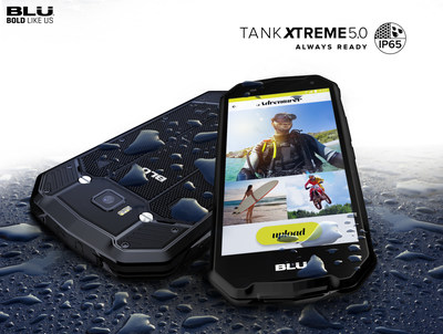 BLU Tank Xtreme 5.0