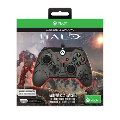 Performance Designed Products Partner with Microsoft and 343 Industries on Exclusive Halo Wars 2 Controller