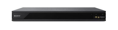 Sony's First UBP-X800 4K Ultra HD Blu-ray Player