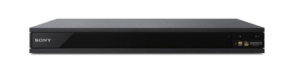 Sony's First UBP-X800 4K Ultra HD Blu-ray Player