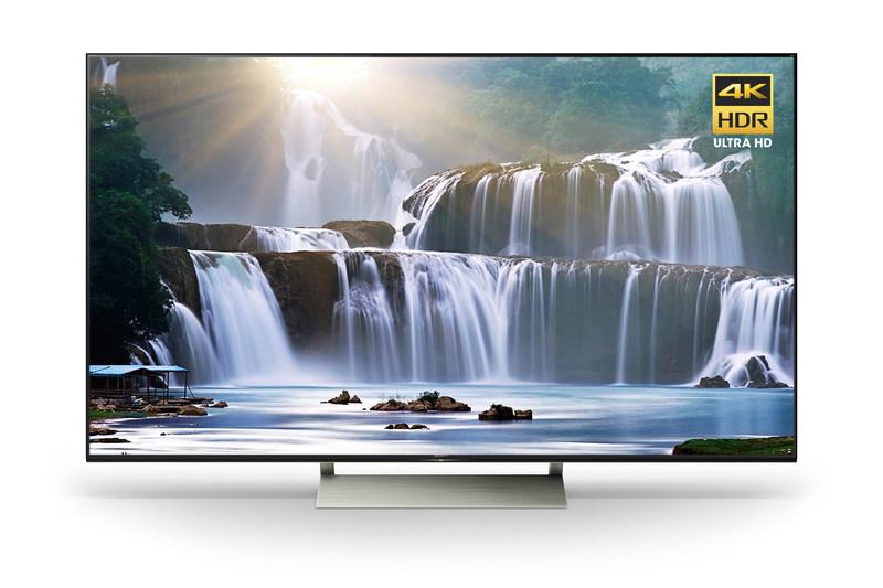 Sony Electronics' New XBR-X930E 4K HDR Ultra HD TV