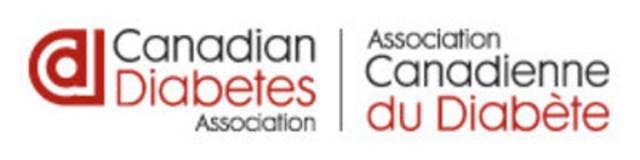 Logo : Association canadienne du diabète (Groupe CNW/Fondation des maladies du cœur et de l'AVC)