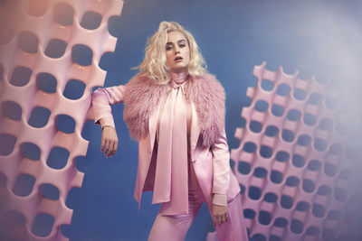 Katy Perry Unleashes New Single, 'Chained to the Rhythm'