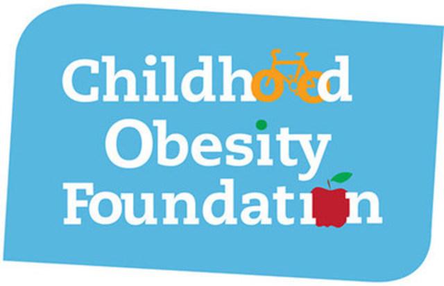 Logo : Childhood Obesity Foundation (Groupe CNW/Fondation des maladies du cœur et de l'AVC)
