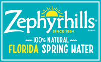 Zephyrhills(R) Brand 100% Natural Spring Water
