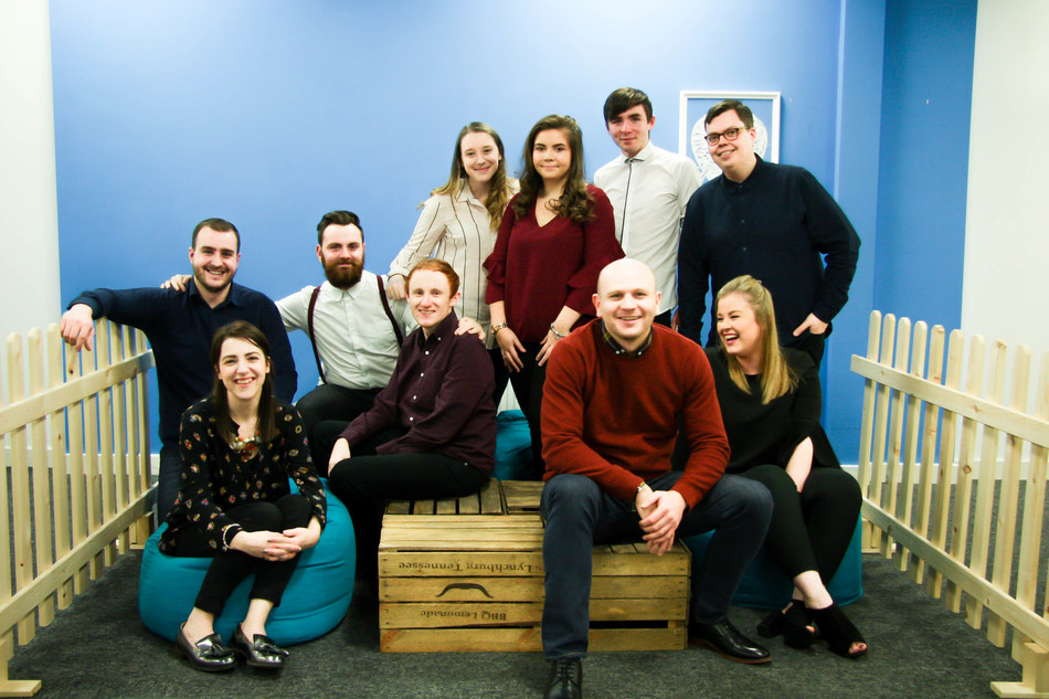 Perkbox expands operations with new Sheffield office (PRNewsFoto/Perkbox)