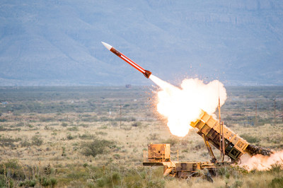 Thirteen nations rely on Patriot as the foundation of their integrated air and missile defense. A recent DoD contract award to Raytheon for $202 million, will sustain more than 500 highly skilled jobs across five U.S. states, while making Patriot more capable.
