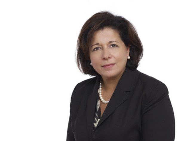 New President and CEO of Wealth One Bank of Canada, Rubina Havlin. (CNW Group/Wealth One Bank of Canada)