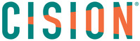 Cision logo. (PRNewsFoto/Cision)