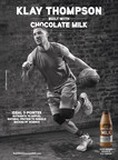 Basketball Superstar Klay Thompson Shoots To Win In New 'Built With Chocolate Milk'™ Campaign