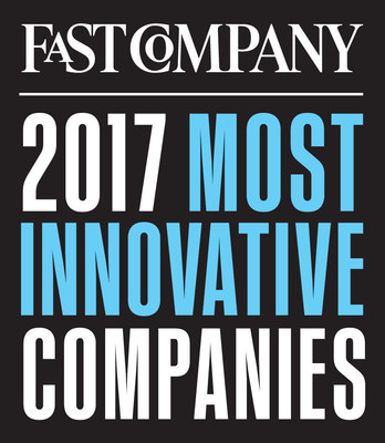 Cole Haan - Fast Co. 2017 Most Innovative Companies Logo