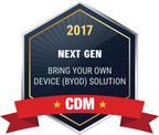 Zimperium awarded Next Generation BYOD Solution in 2017 Cyber Defense Magazine InfoSec Awards