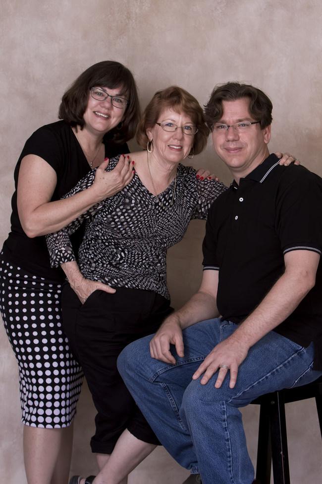 Diane, Martha, Ed